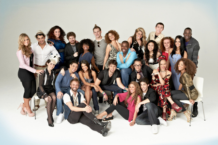 American Idol Season 10 - Top 24