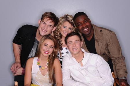 American Idol Season 10 - Top 5
