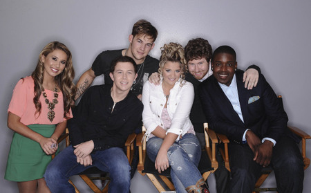 American Idol Season 10 - Top 6
