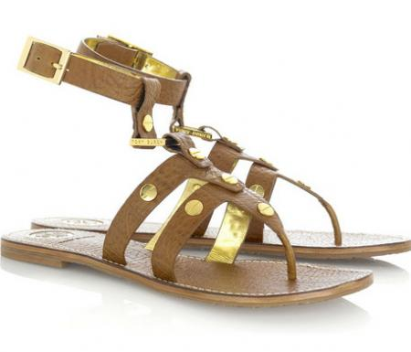 Tory Burch Briza Gladiator Sandals