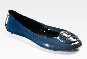 Tory Burch Jelly Ballet Flats