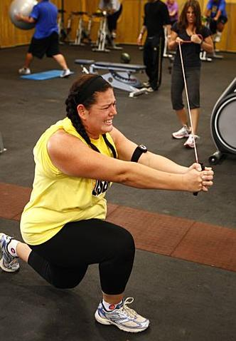 Toughest Biggest Loser Workouts Season 7 Amanda