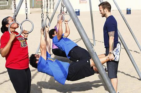 Toughest Biggest Loser Workouts Season 7 Beach Workout