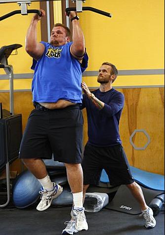 Toughest Biggest Loser Workouts Season 7 Blaine