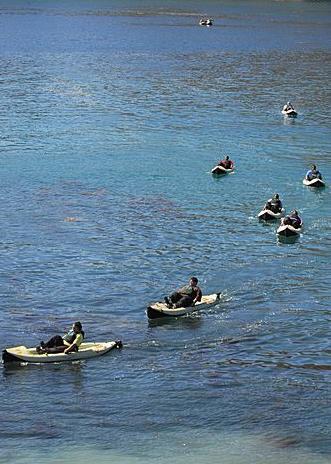 Toughest Biggest Loser Workouts Season 7 Boat Paddling Challenge