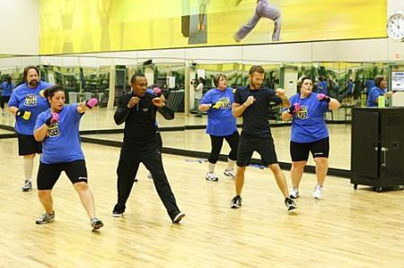 Toughest Biggest Loser Workouts Season 7 Boxing Workout