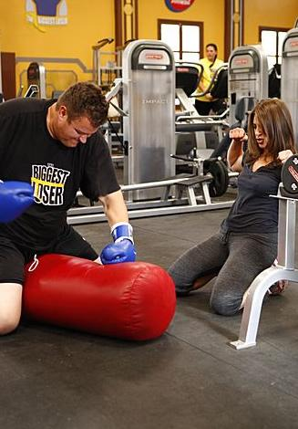 Toughest Biggest Loser Workouts Season 7 Dane