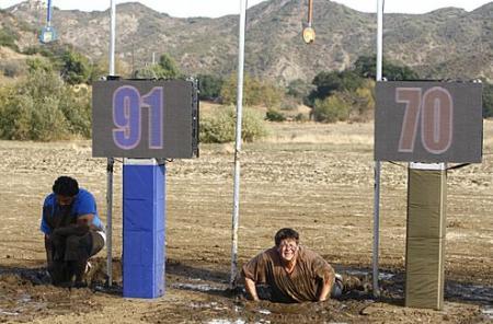 Toughest Biggest Loser Workouts Season 7 Mud Challenge