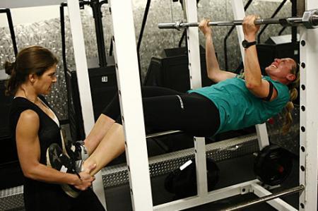 Toughest Biggest Loser Workouts Season 7 Tara