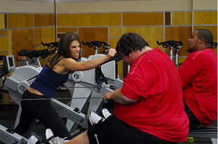 Toughest Biggest Loser Workouts Season 8 Antoine and Sean