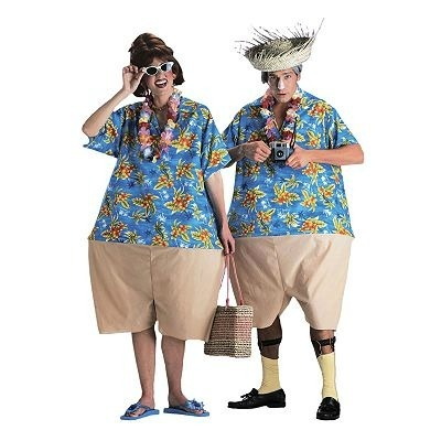 Tourist Costume