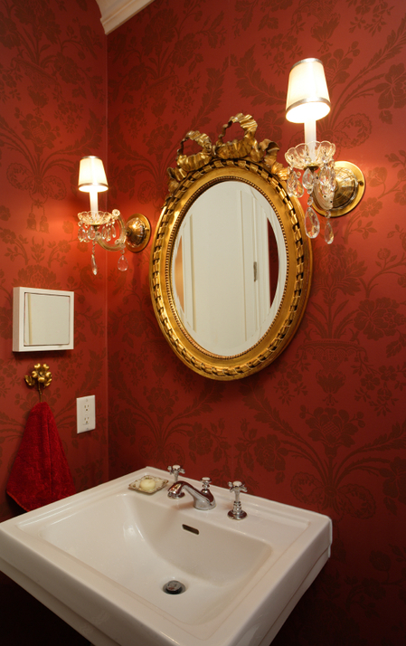 Traditional bathroom accessories - Traditional decor