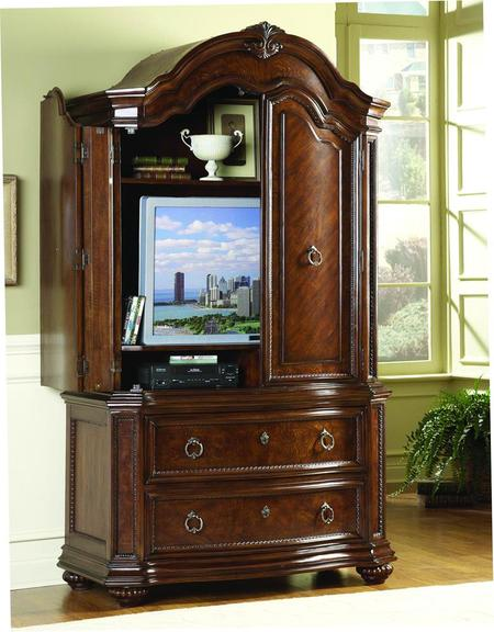 Traditional armoire - Traditional decor