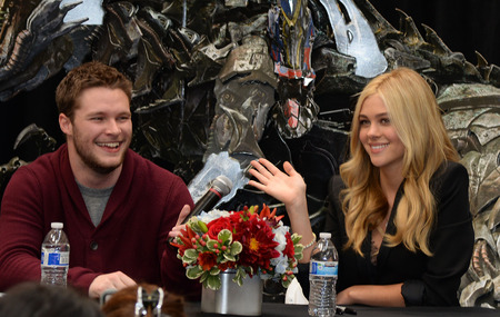 Nicola Peltz and Jack Reynor