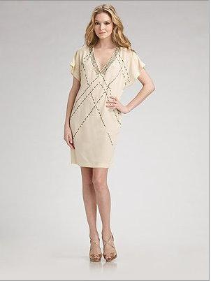 Twelfth Street by Cynthia Vincent silk dress