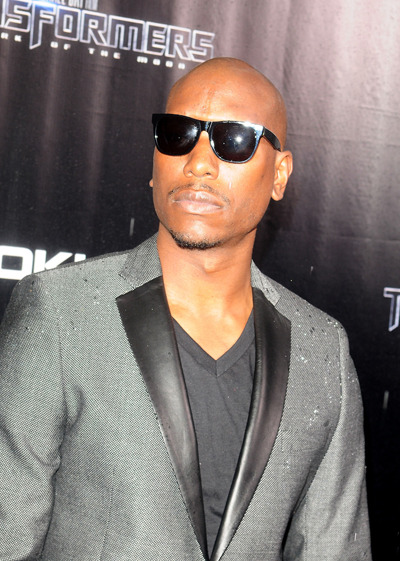 Tyrese Gibson at a VIP screening of the Transformers 3 movie in Miami. PHOTO CREDIT: Johnny Louis/WENN.com