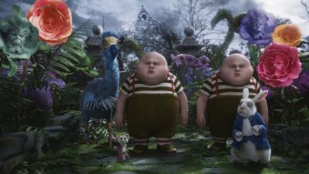 The Dodo, The Dormouse, Matt Lucas & The White Rabbit