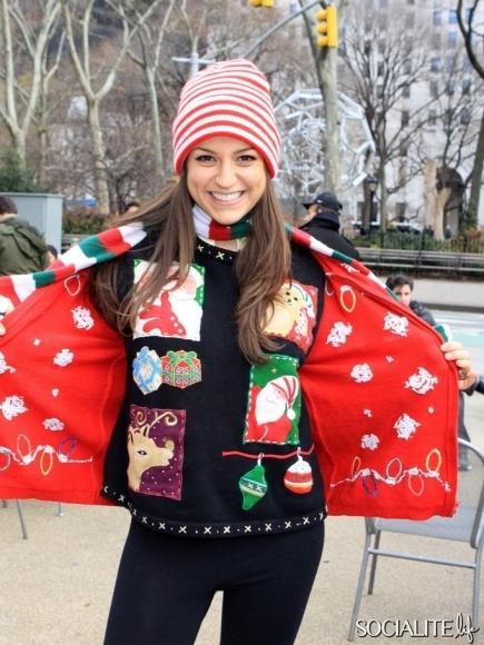 Women's Christmas Sweater