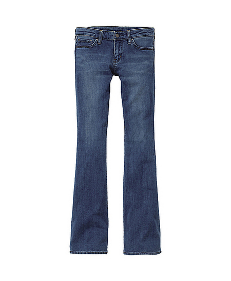 Uniqlo Women Skinny Fit Flare Jeans