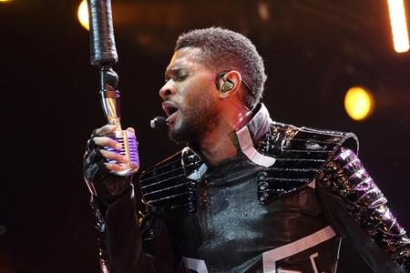 Usher Down Under