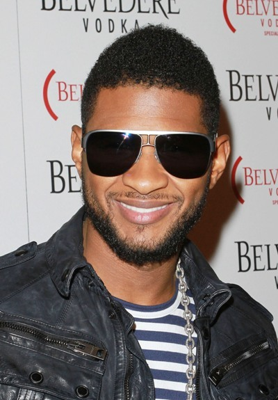 Usher is the coolest Mr. Belvedere ever