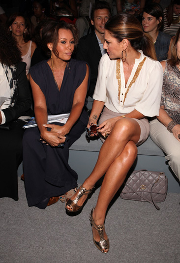 Vanessa Williams & Daisy Fuentes
