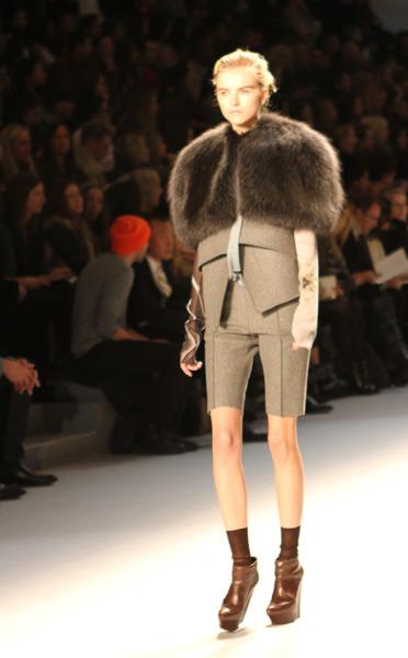 Fur is in