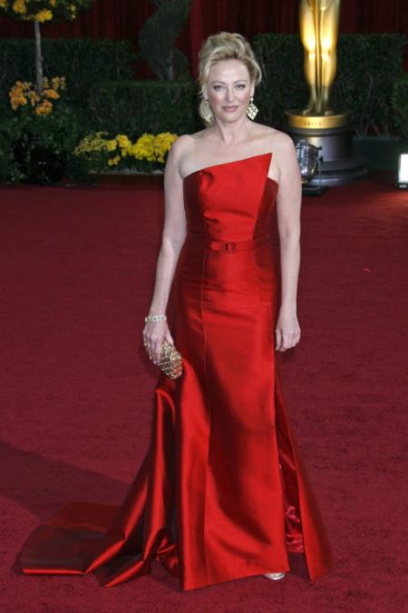 Virginia Madsen at the 2009 Oscars