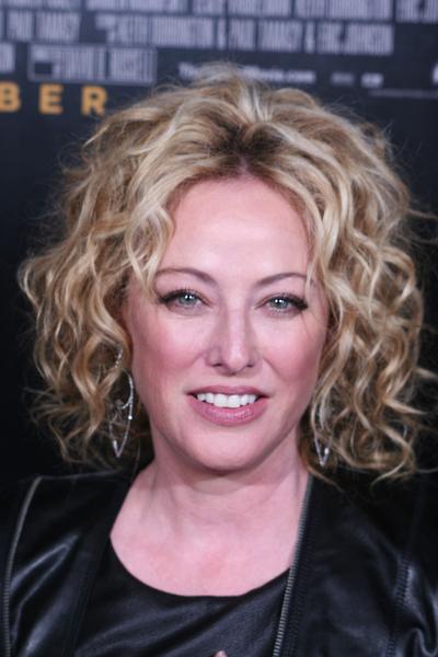 Blonde Curly Hair Actress 7