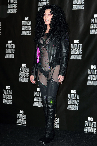 Cher goes Gaga