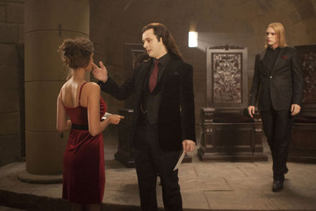 Breaking Dawn: The Volturi