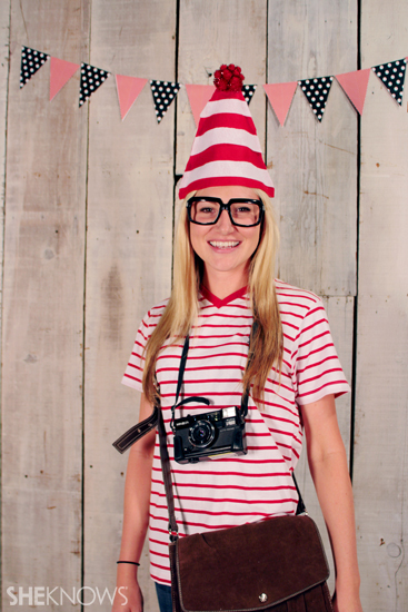 Halloween Costume Ideas: Where's Waldo?