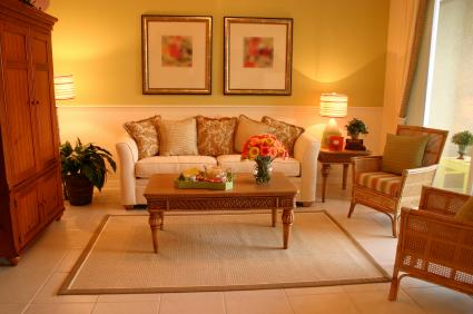 Warm Light - Living & family room ideas
