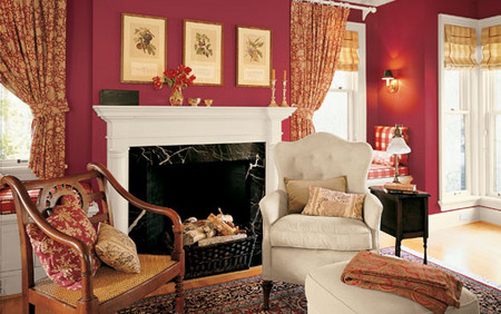 Warmth - Living Room