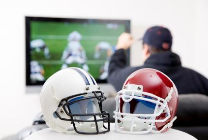 Satellite TV Sports Package