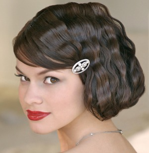 Vintage Wave Short Cut