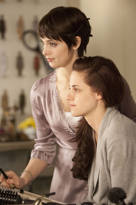 Breaking Dawn: The wedding preparation