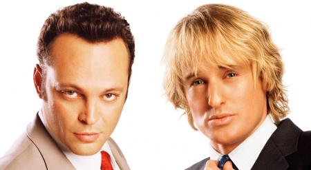 Vince Vaughn and Owen Wilson on poster