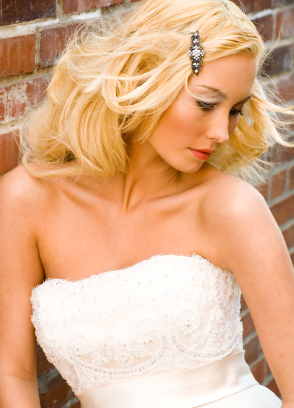 Wedding hair - Extra volume