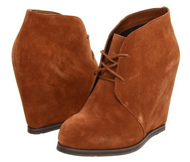 'Pura' Wedge Ankle Boots from DV by Dolce Vita