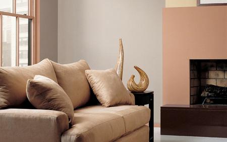 Weightless elegance - Living Room