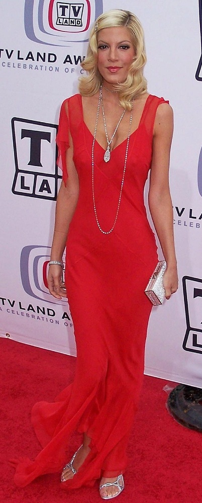 Tori at the TV Land Awards