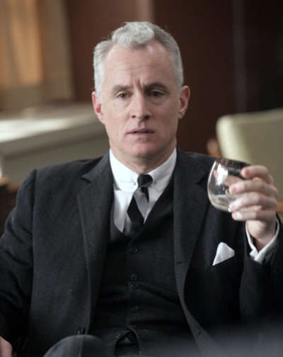 John Slattery is a ring-a-ding-ding