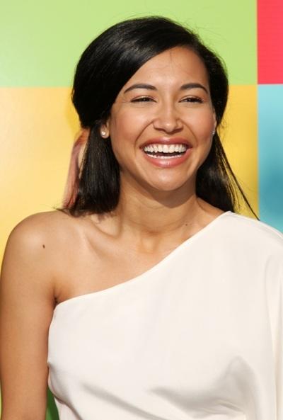 Naya Rivera brings some joy and glee