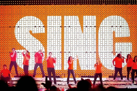 Glee' hits the stage