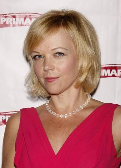 Emily Bergl is the new blonde bombshell