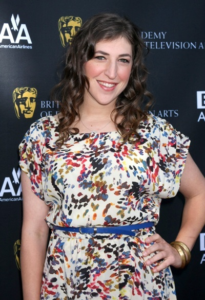 Mayim Bialik blossomed so well