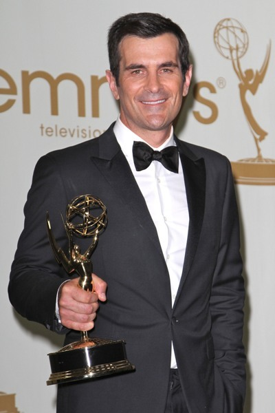 Ty Burrell is a big winner