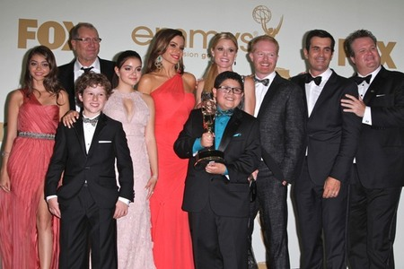 The cast of ABC's 'Modern Family'