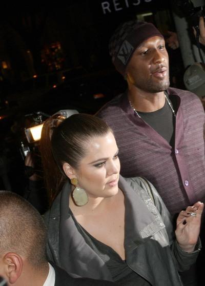 Khristmas shopping with Khloe & Lamar